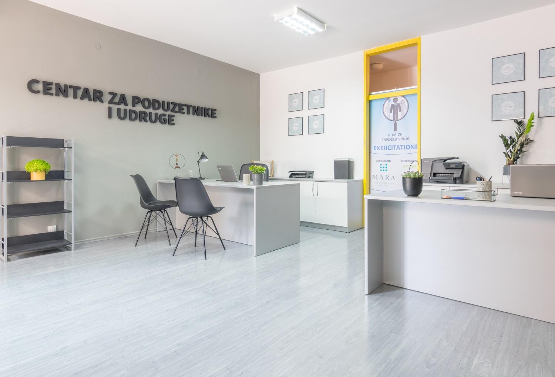 ured centra za razvoj poduzetništva