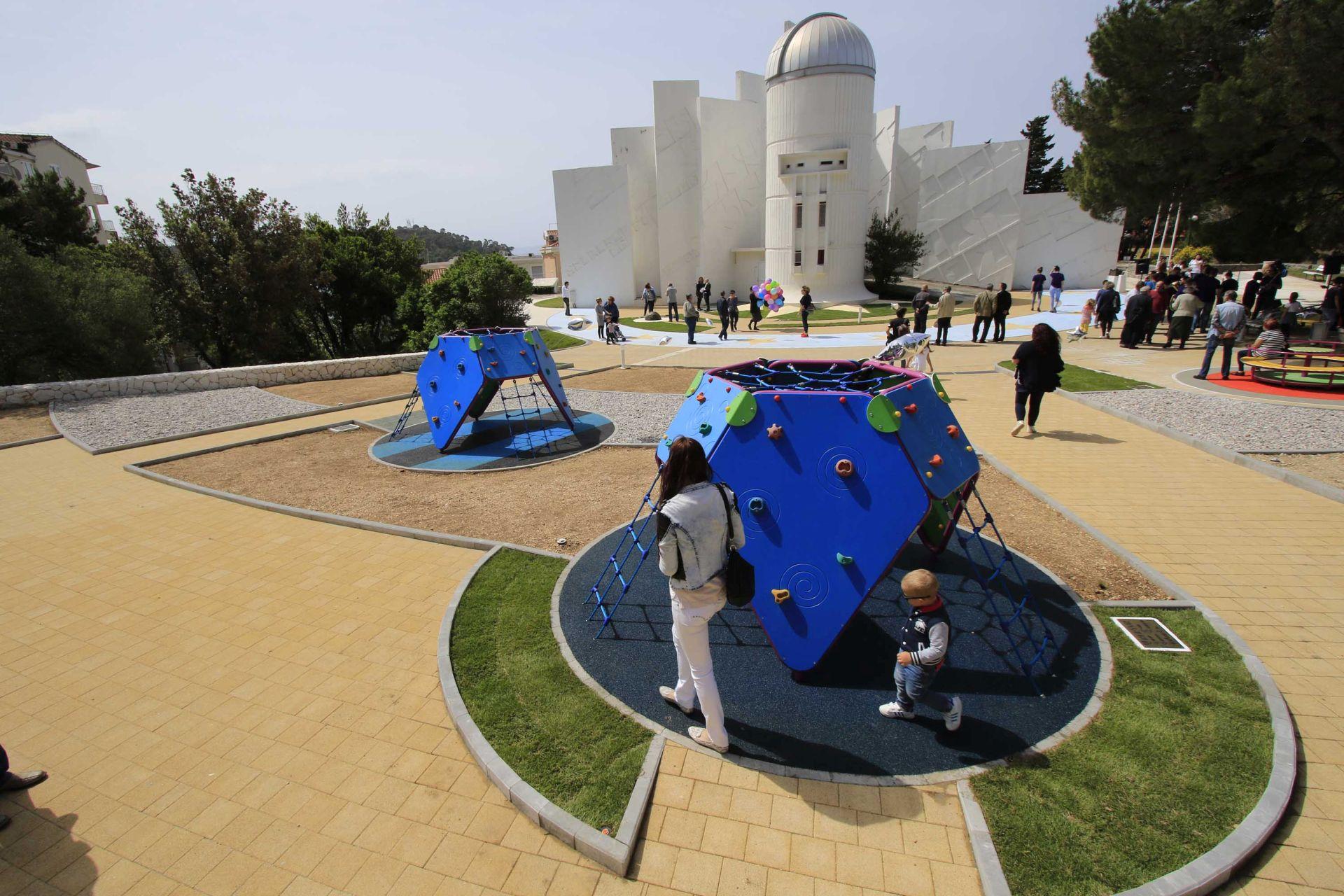 astro park makarska