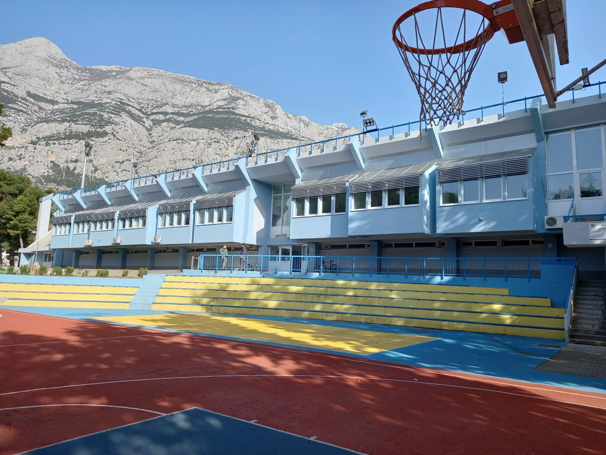 sportsko igralište gradskog sportskog centra